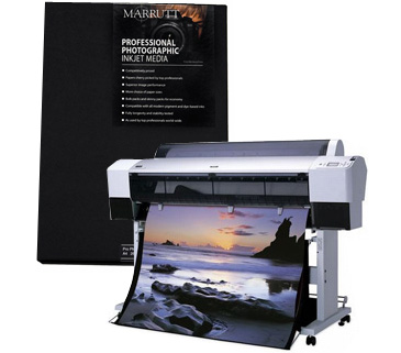 Best Inkjet Papers for Epson Stylus Pro 7600