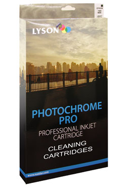 Lyson Cleaning Cartridges - Epson 7600 & 9600 Printers